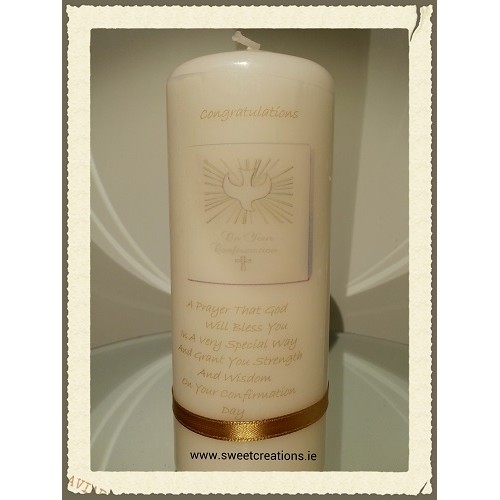 Communion Candle Candles